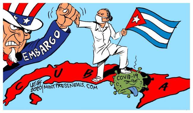 Le blocus américain contre Cuba doit prendre fin