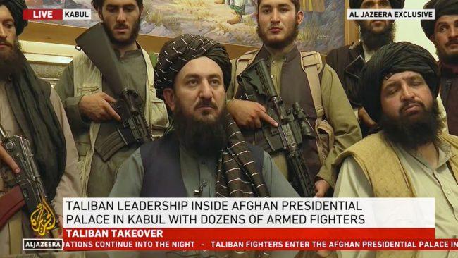 AFGHANISTAN : l'échec du double jeu américain