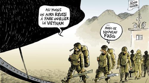 Le fiasco américain en Afghanistan, résultat de deux décennies de mensonges et de tromperie de la part des chefs militaires du pays