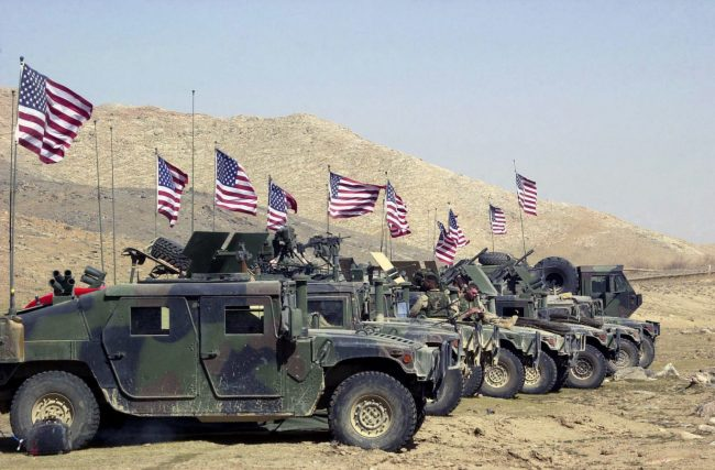 Débâcle en Afghanistan